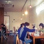 Aomi cafeへ