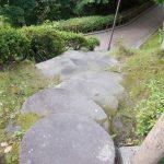 ある公園の階段です