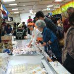 北海道物産展行ってきました