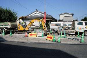 霧島市 道路整備 松下建設