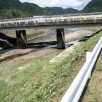 霧島市 天降川河川伐採 松下建設