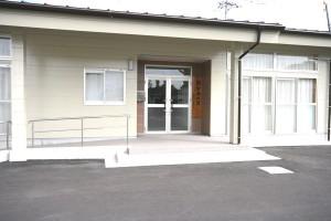 霧島市 西の里コミュニティセンター 松下建設