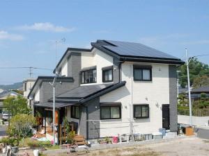 霧島市 太陽光発電 松下建設